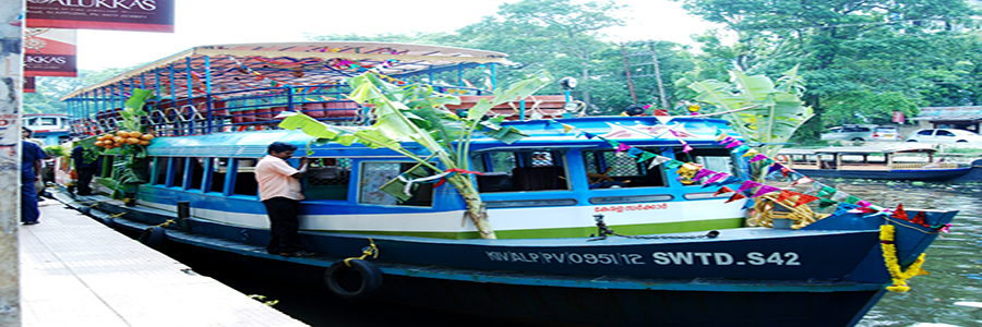 Kerala Backwaters # Get Price List of House Boat | Day